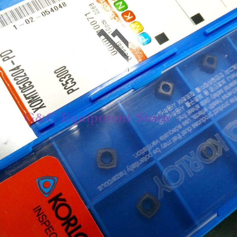 KORLOY MGMN200-T PC5300 Carbide Inserts CNC TOOL