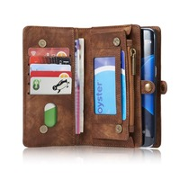 Flip Leather Phone Case For Samsung Galaxy S7 Luxury Wallet Phone Bag Cases Cover Leather Case