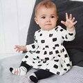 Ropa de bebé niña niña ropa bebe ropa de niña bebé conjunto ropa del bebé fijado ropa