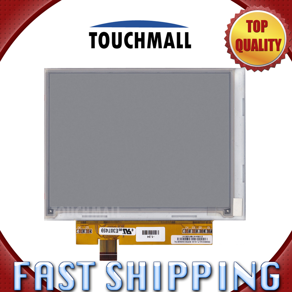 ED060SC4 ED060SC4(LF) For Pocketbook 301/603/611/612/613 PRS-505 Replacement LCD Display Screen 6-inch For E-Book Reader sony reader pocket edition prs 300 киев