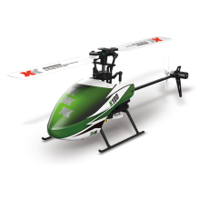 XK K100 6CH Flybarless Single Blade Helicopter 3D 6G Mode Change RTF RC font b Drone