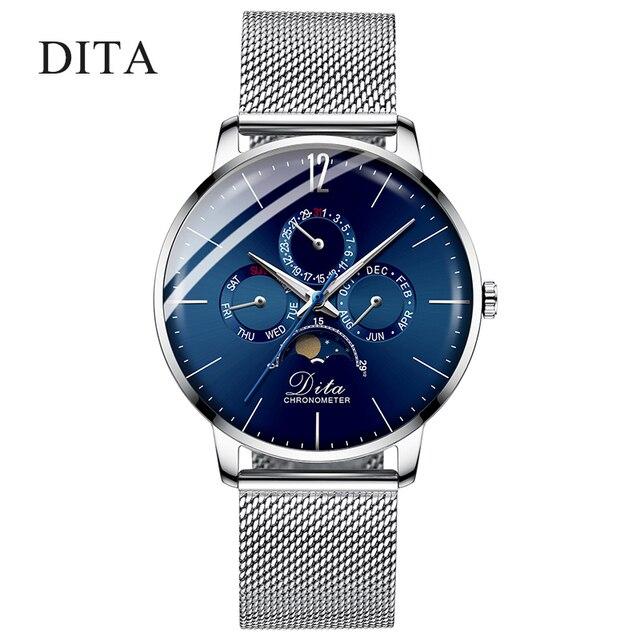 Montre bracelet automatique de sport pour hommes, luxe, 2020