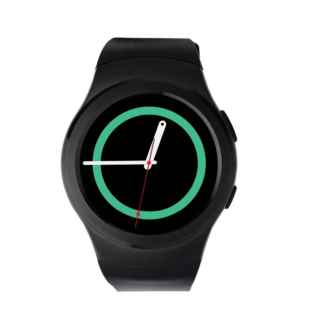 imágenes para Nueva fábrica de moda no. 1 g3 mtk2502 siri smart watch con tarjeta sim bluetooth smartwatch impermeable corazón rata gimnasio rastreador