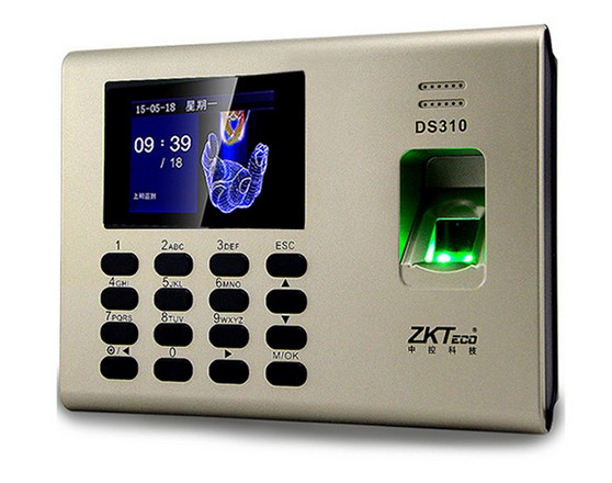 K40/DS310 New arrival good quality tcp/ip fingerprint time and attendance system built in back up battery linux system Ssr K40 hot selling 3 high speed good quality 30000 user capacity color screen time attendance time clock m200 with tcp ip rj45