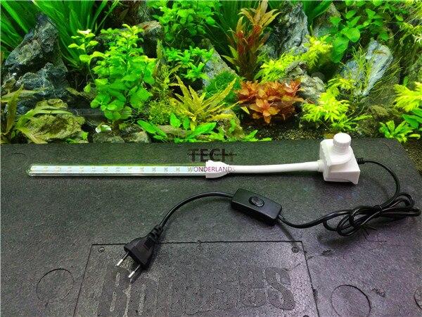 Kristall Spann Lampe Für Aquarium Clip Auf LED Licht Aquarium Blau Und Weiß  Beleuchtung Mit Eu Stecker Freies Verschiffen In Kristall Spann Lampe Für  ...