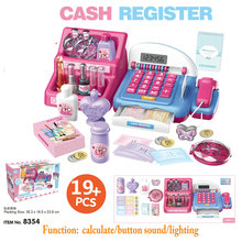Kids Cash Register Toy with Calculate So