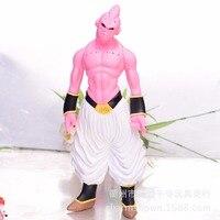 44cm big Dragon Ball Z Majin Buu Majin Boo Anime Action Figure PVC New Collection figures toys Collection for Christmas gift