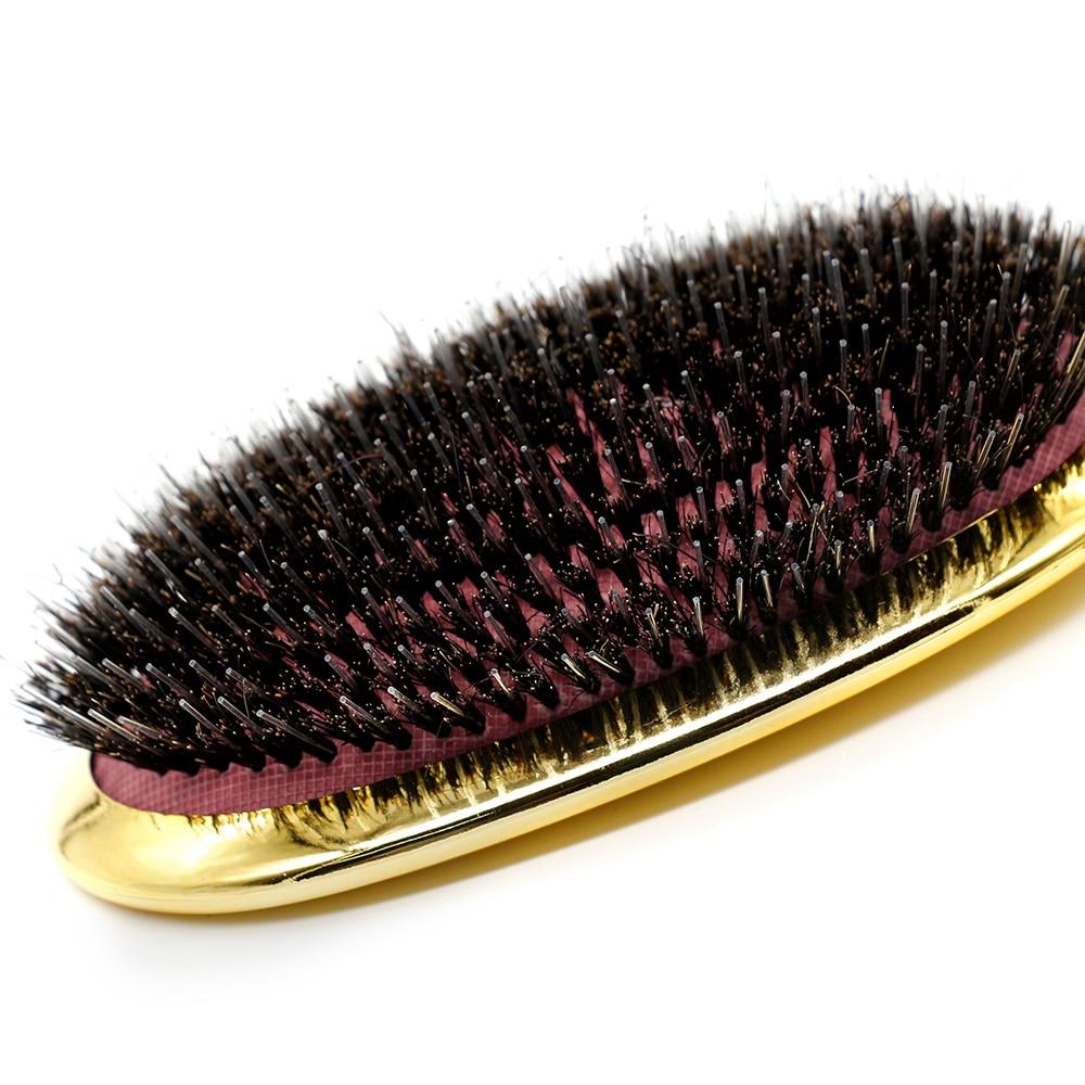 Nueva Llegada Moda Estilo Paddle Brush Smooth Surface Streamline - Cuidado del cabello y estilo - foto 4
