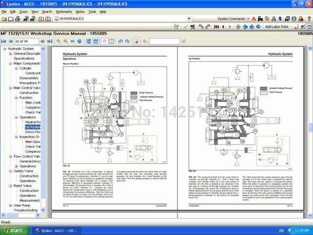 Massey Ferguson Repair Manuals USA 2018 NAin Software from Automobiles & Motorcycles on