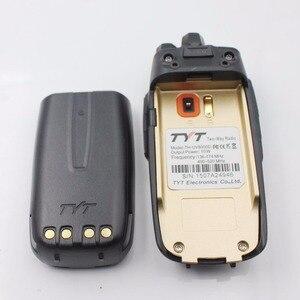 Image 5 - TYT телефон, двухдиапазонный, УФ 136 174 и 400 520 МГц, портативный трансивер с батареей 3600 мАч, двусторонняя радиосвязь 10 Вт