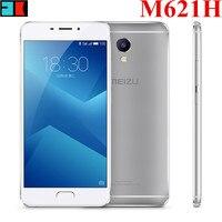 Meizu M5 Note Global Version M621H 3GB RAM 32GB ROM 4G LTE Helio P10 Octa Core Mobile Phone 5.5