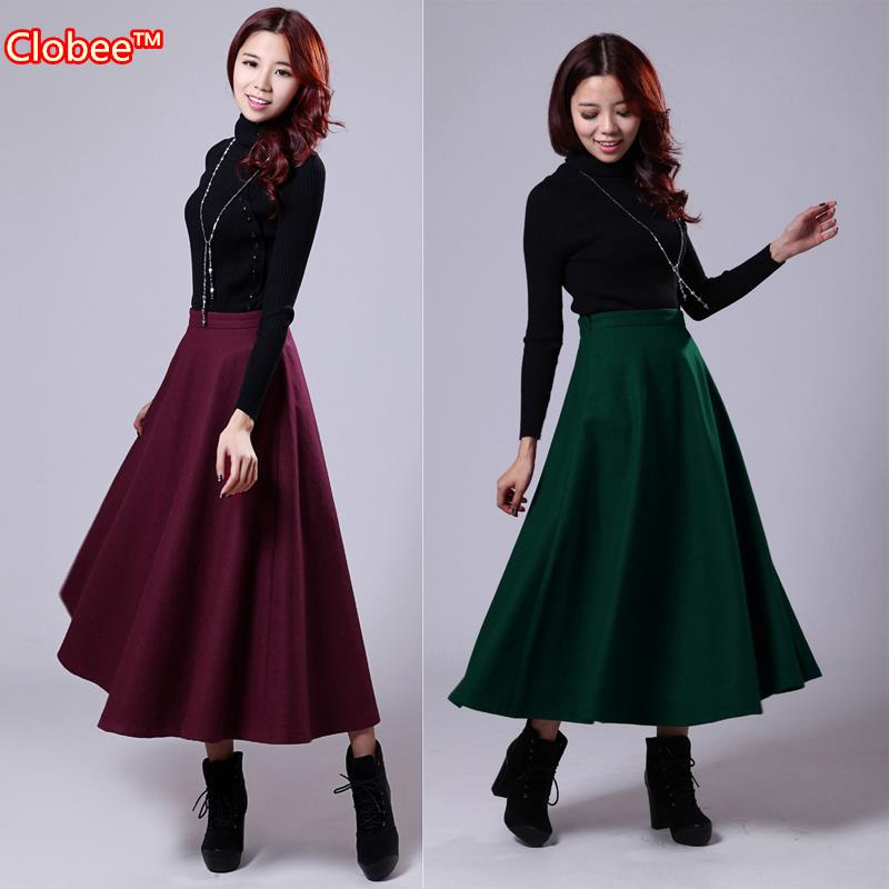 Online Get Cheap Red Long Skirts -Aliexpress.com | Alibaba Group