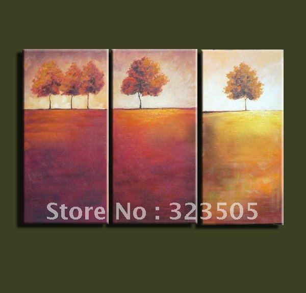 Nature abstract modern canvas art deco oil painting online sale for ...