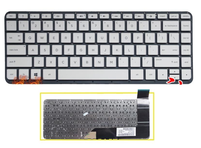 SSEA nouveau portable US clavier anglais pour HP pavillon probook 14-P000 sans cadre