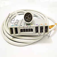 Совместимость с lohmeier 98.060.120/многопараметрического кабель, чтобы контролировать ЭКГ, spo2, датчик температуры, ibp.