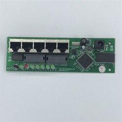 OEM 5 port router moduł producent sprzedaż bezpośrednia tanie przewodowy skrzynka rozdzielcza 5-portowy router moduły OEM router przewodowy moduł