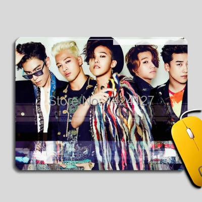 US $19 99 |Block b/bigbang/cnblue/boyfriend/btob/bts 12pcs/lot Well Bound  Mouse Pad For Gamer PC Computer Laptop for free shipping-in Mouse Pads from