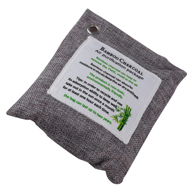 Natural Charcoal Odor Eliminator | Kill bad Odors, Mold, Mildew