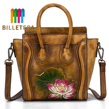 BILLETERA Women Bag Genuine Leather Women Messenger Bags Crossbody Designer Ladies Shoulder Bag Bolsa Feminina weichen new designer women shoulder bag purse leather women messenger bags female clutch crossbody bag for ladies bolsa feminina