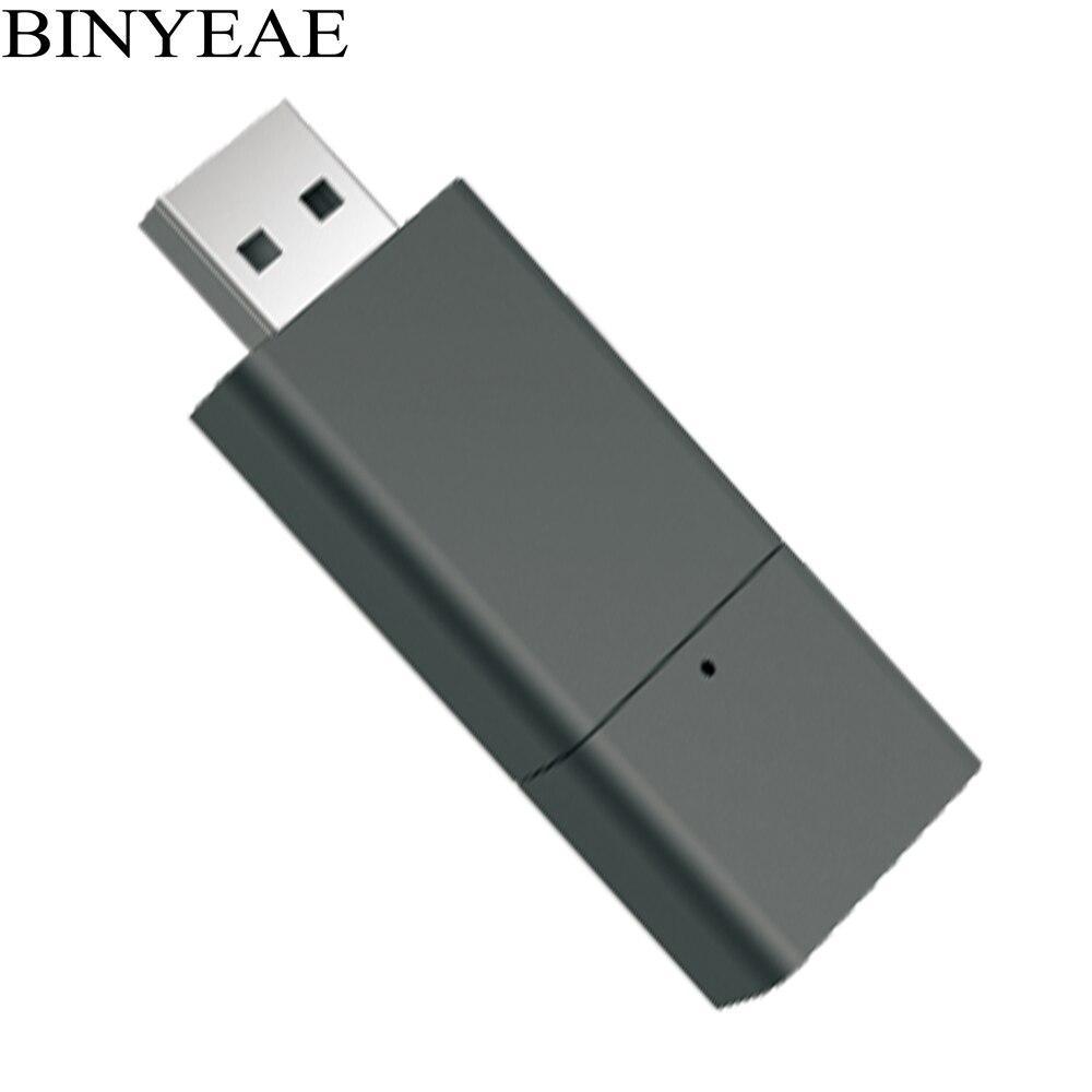Offen Bluetooth 3,0 Csr Usb Audio Adapter Musik Sender Mit Soundkarte Für Skype Voice Chat Für Pc Laptop Stecker Zu Spielen Funkadapter
