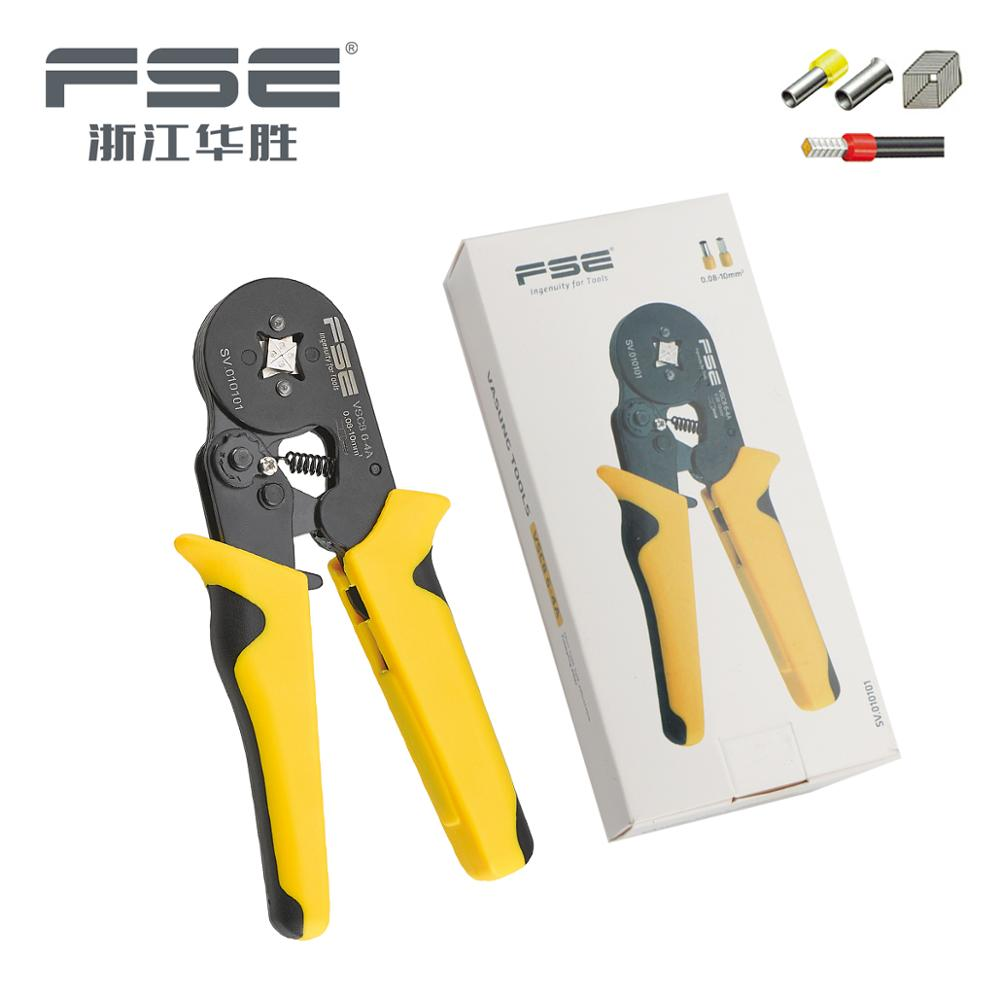 10-1AWG 6-50mm² Y.O Non-insulated BS Standard Type Terminals Crimping Plier