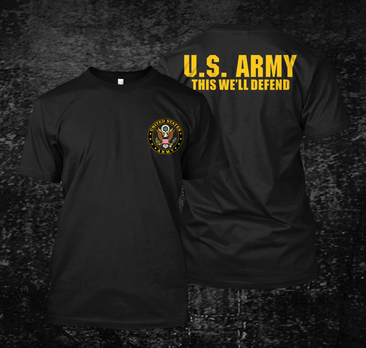 Us Army Custom T Shirts – Fertilizer Society of Tanzania