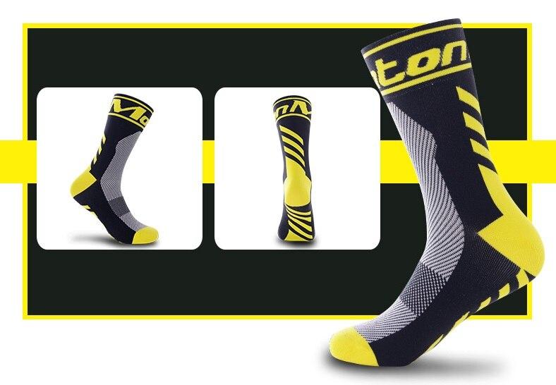 Coolmax Monton New 2 Correr Meia Bicicleta