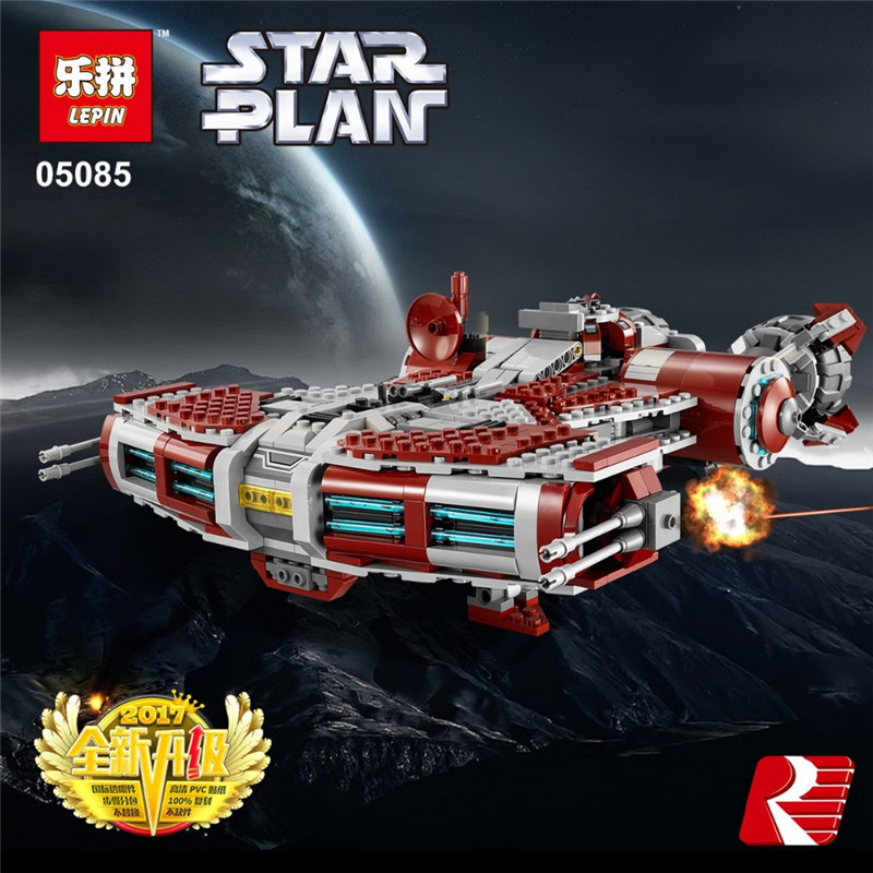 Lepin Genuine Star War Series The Jedi Defender Class Cruiser Set Building Blocks Bricks Educational Toys as Gift With 75025 herbert george wells the war of the worlds