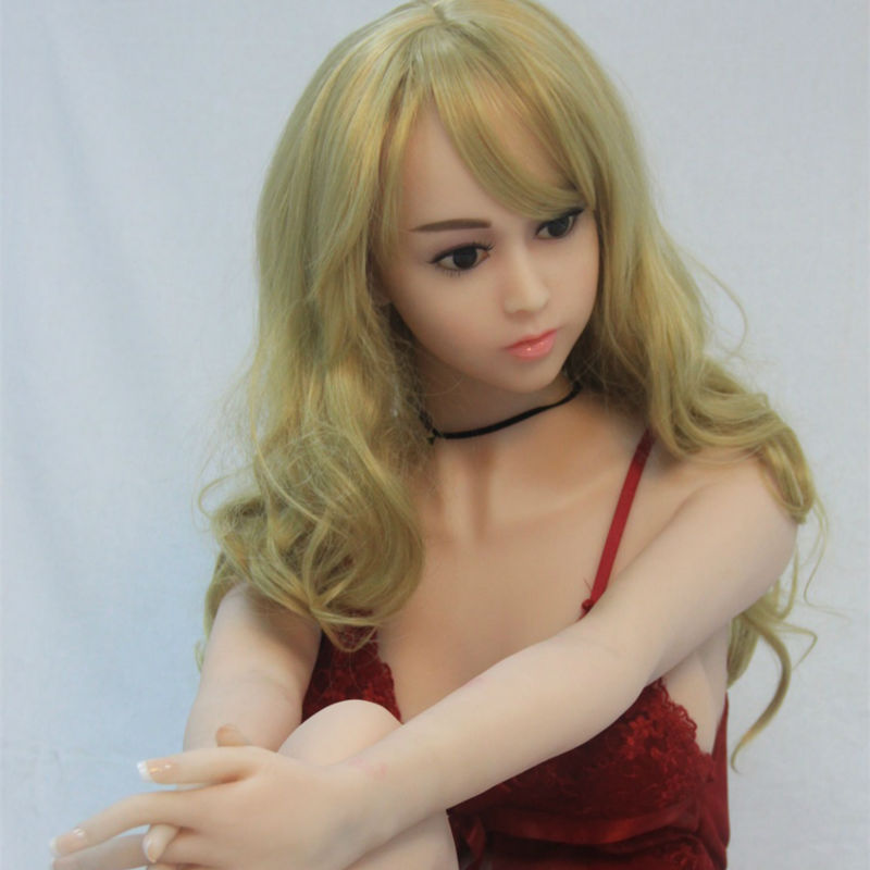 Buy Owd Bob 158cm real silicone sex dolls small flat breast lifelike love doll men close eyes oral japanese real doll anal