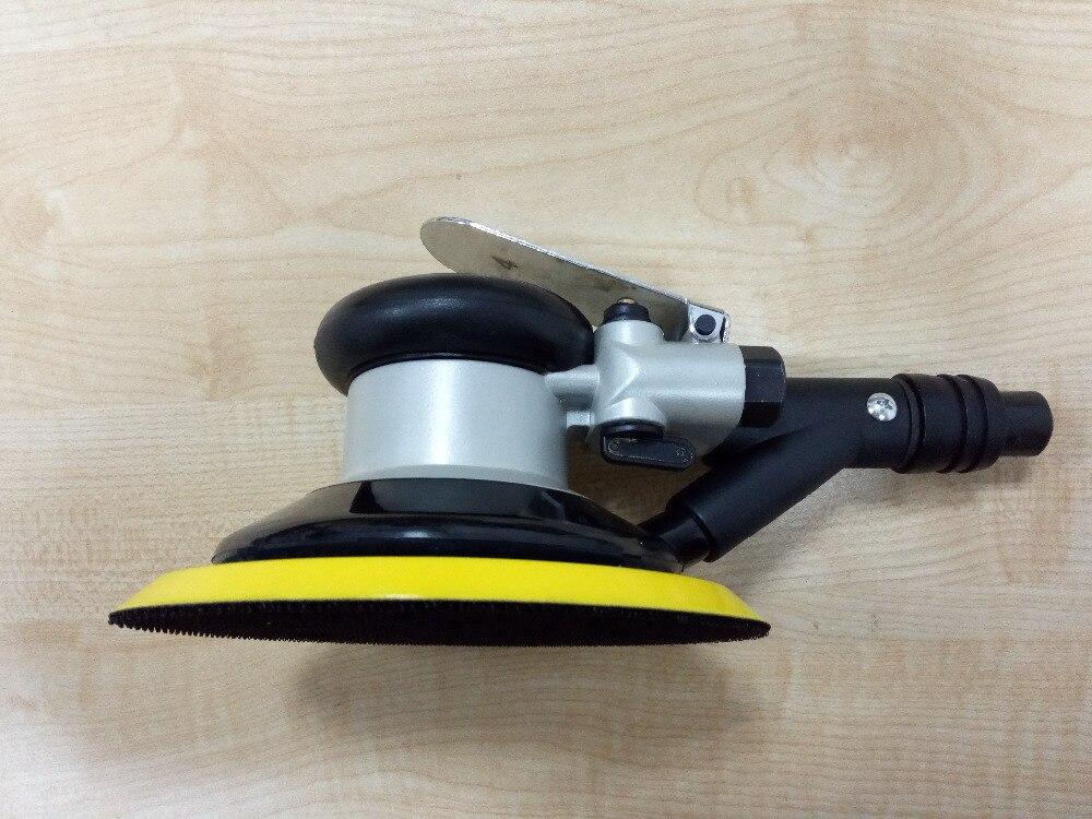 6 colių oro šlifuoklis su vakuuminiu 150 mm pneumatiniu šlifuokliu - Elektriniai įrankiai - Nuotrauka 2