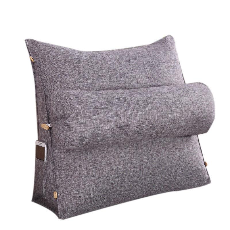 Réglable coton linge literie sexe oreiller dos coussins baie fenêtre Tatami Sexy taille oreiller solide décoratif coussin pour canapé