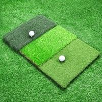 Champkey Golf Hitting Grass Mat, Outdoor & Indoor Practice Mat