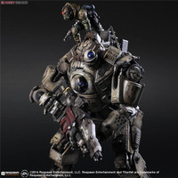 PLAY ARTS 27cm Titanfall Atlas Action Figure Model Toys