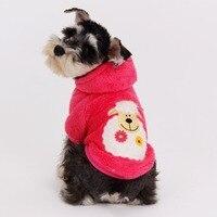 الربيع بلوزات القط الملابس الملابس لل كلب جرو الدافئة سترات معطف الكلب الملابس الحيوانات الصغيرة multicolor الأغنام الحيوانات زي