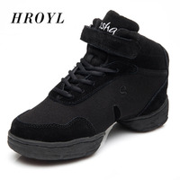 Hot Selling Dance Sneakers Jazz Hip Hop Shoes For Woman Sneakers Soft Outsole Breath Dance Sport