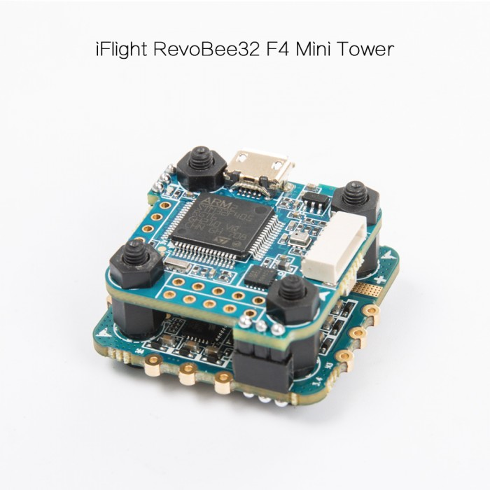 30mm*30mm Mini Revobee32 F4 32K FPV Flight Tower System with OSD 5V BEC Flight Controller+ IPeaka 18A 4 In 1 BLHeli_S ESC футболка laura kent klingel цвет сливочный черный принт
