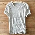 2017 novo estilo de verão de algodão casuais t-shirt dos homens de manga curta o-pescoço camisa da forma t dos homens da marca clothing tshirt dos homens camiseta