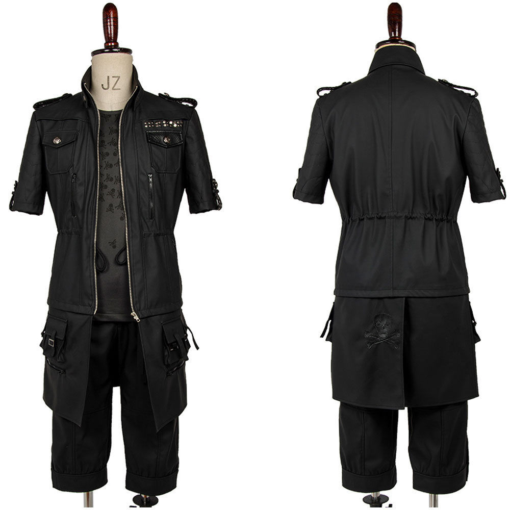Final Fantasy 15 FF15 Noctis Lucis Caelum Prince Noct Cosplay Jacket Only Carnival Cosplay Costume Male