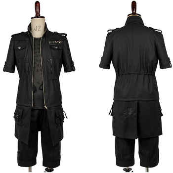 Final Fantasy 15 FF15 Noctis Lucis Caelum Prince Noct Cosplay Jacket Only Carnival Cosplay Costume Male Female Custom Made Sets - DISCOUNT ITEM  24 OFF Novelty & Special Use