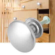 Modern Simple Single Hole Furniture Pulls Zinc Alloy furniture knobs and handles