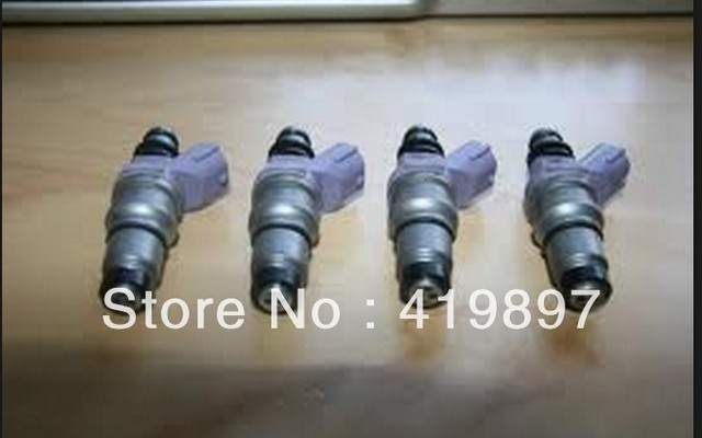 Free shipping!!!DENSO High performance Fuel Injector/injection Nozzle  around  800CC OEM 1001-87095 for SUBARU