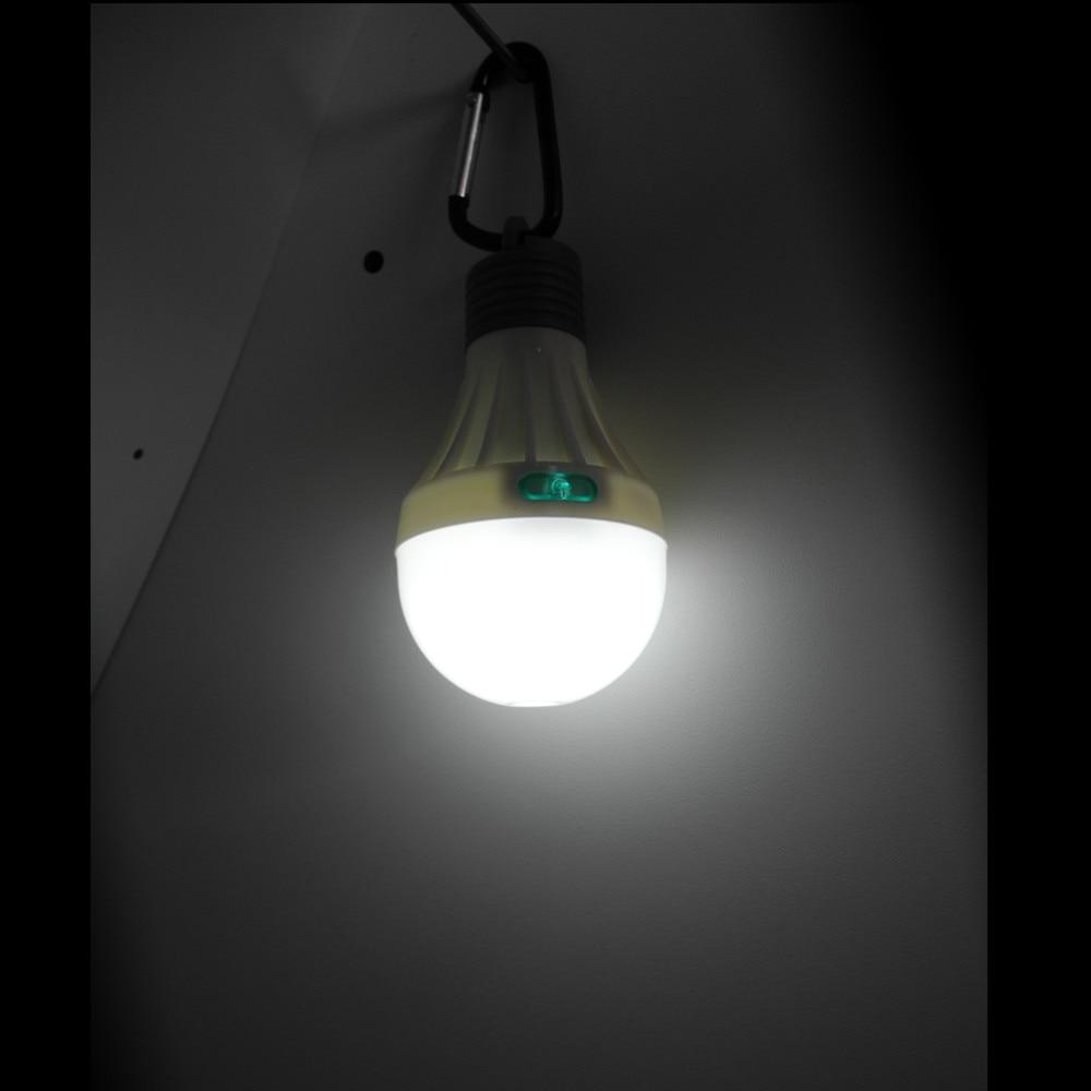 Portable Bulb Lantern Ultra Bright Camping SMD Жарықдиодты - Портативті жарықтандыру - фото 6