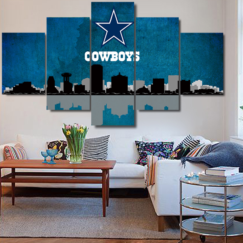 Dallas Cowboys Wall Decor online get cheap skyline canvas prints -aliexpress | alibaba group