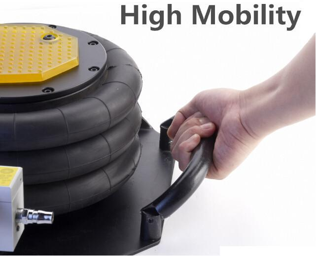 Air Jack 3 Ton Capacity For Car Vehicle Lifting Pneumatic Airbag In Jacks From Automobiles Motorcycles On Aliexpress