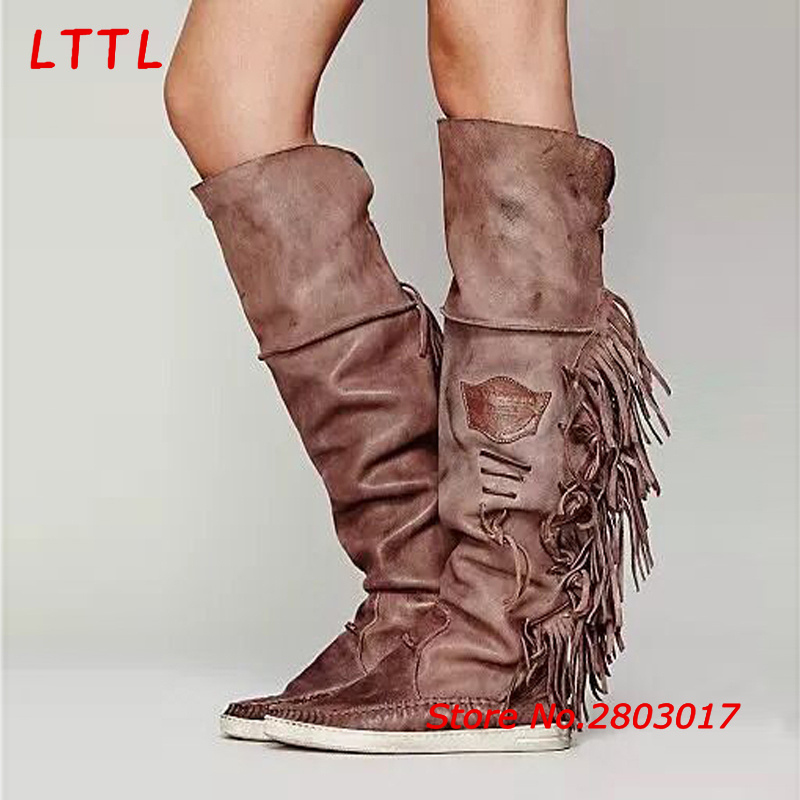 Popular Fashion Cowboy Boots Women-Buy Cheap Fashion Cowboy Boots ...