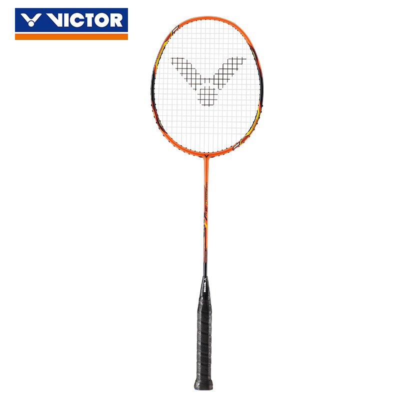 Victor Professional HYPERNANO X 60H Badminton Rackets Carbon High Quality Highest 35 Pounds Badminton Sports Racquet