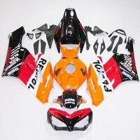 Впрыска ABS Полный комплект обтекателя корпусные детали для Honda CBR1000RR Fireblade 04 05 2004 2005