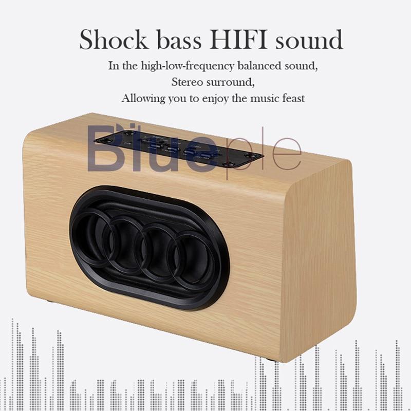 Wood bluetooth speaker (8)