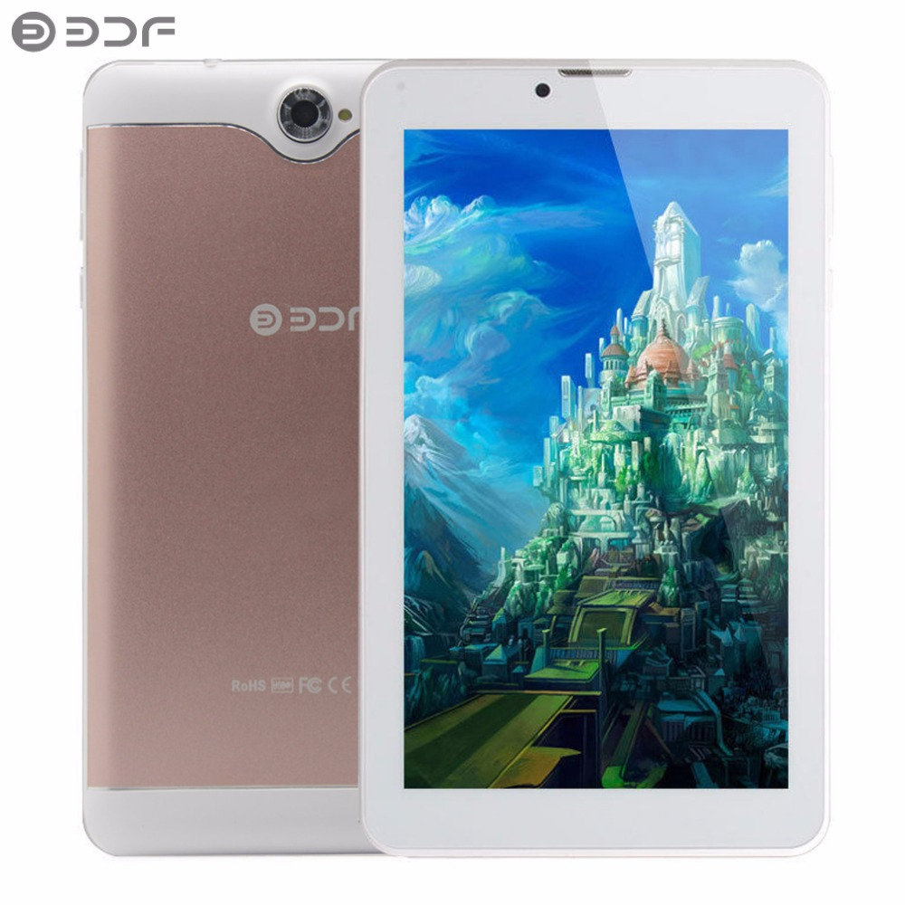 7 Inch Android Phone Call Sim Card Tablet Pc Quad Core 8GB Storage Dual Camera Cheap And Simple Free Leather Cover Case все цены