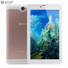 7 Inch Android Phone Call Sim Card Tablet Pc Quad Core 8GB Storage Dual Camera Cheap And Simple Free Leather Cover Case